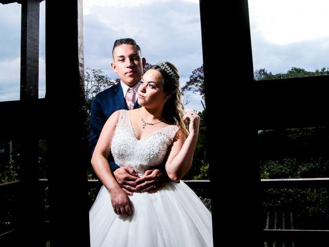 O casamento de Sabrina e Thiago