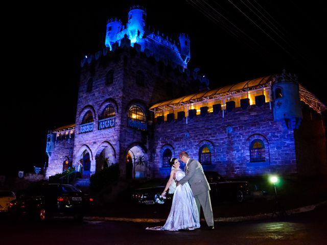 O casamento de Ana Paula e Gustavo
