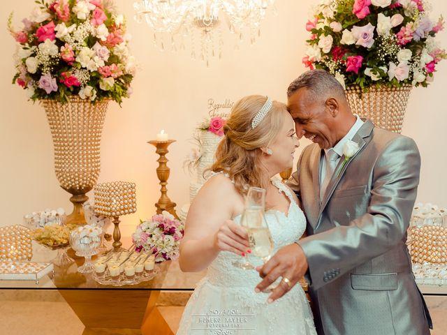 O casamento de Janaina e Reginaldo