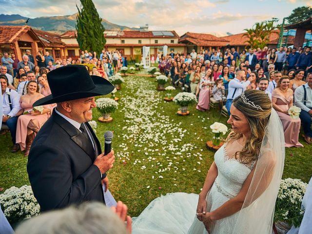 O casamento de Paula e Henrique