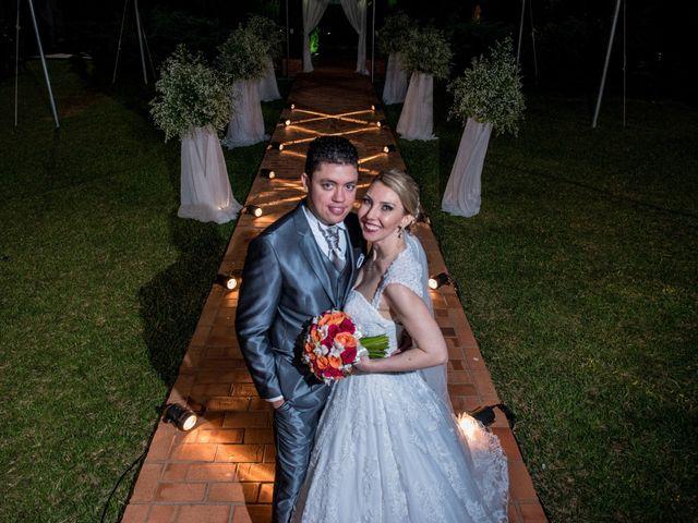 O casamento de Helen e Mateus