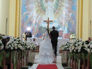 O casamento de Carolina  e Tiago