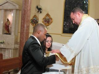 O casamento de Carolina  e Tiago 3