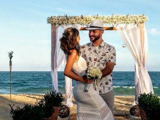 O casamento de Crislaine e Humberto