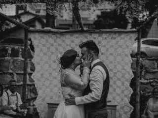 O casamento de Dalila e Joel