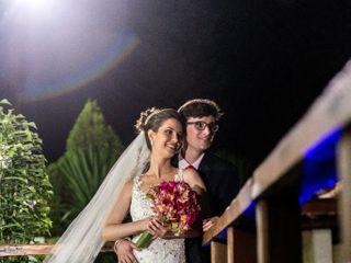 O casamento de Natália e Renan 2