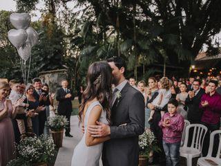 O casamento de Lilia e Jorge