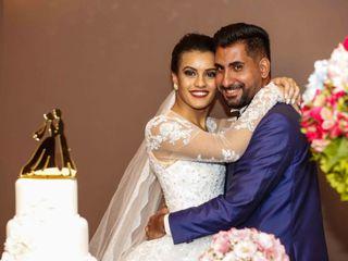O casamento de Tayná e Diego