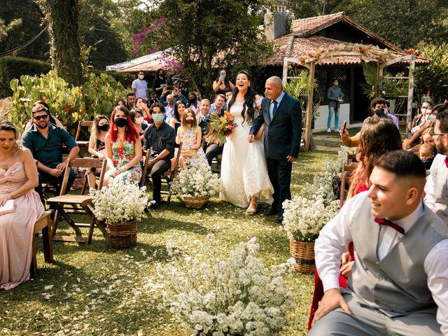 O casamento de Rafael e Etiene em Petrópolis, Rio de Janeiro 40
