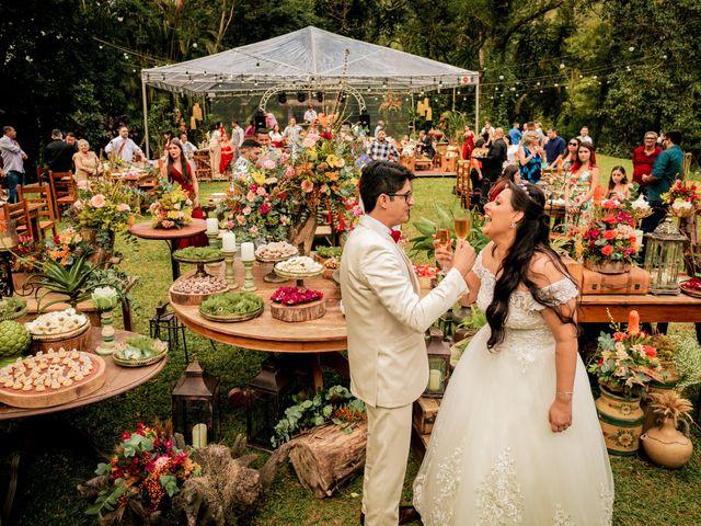 O casamento de Etiene e Rafael