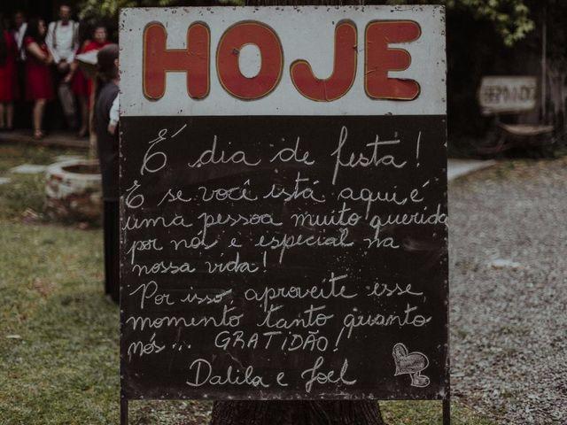 O casamento de Joel e Dalila em Curitiba, Paraná 24
