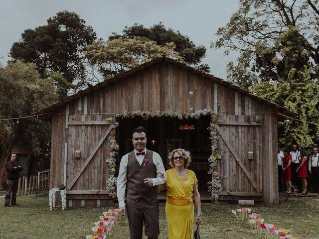 O casamento de Joel e Dalila em Curitiba, Paraná 26