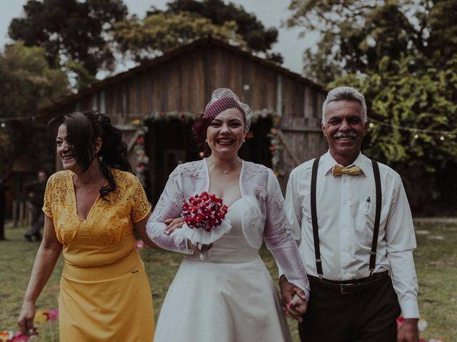 O casamento de Joel e Dalila em Curitiba, Paraná 30