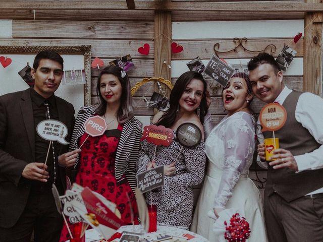 O casamento de Joel e Dalila em Curitiba, Paraná 73