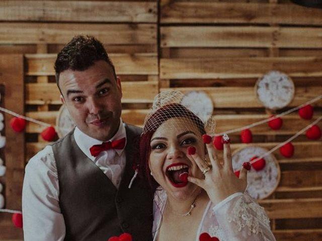 O casamento de Joel e Dalila em Curitiba, Paraná 77