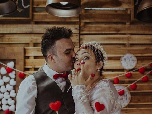 O casamento de Joel e Dalila em Curitiba, Paraná 78