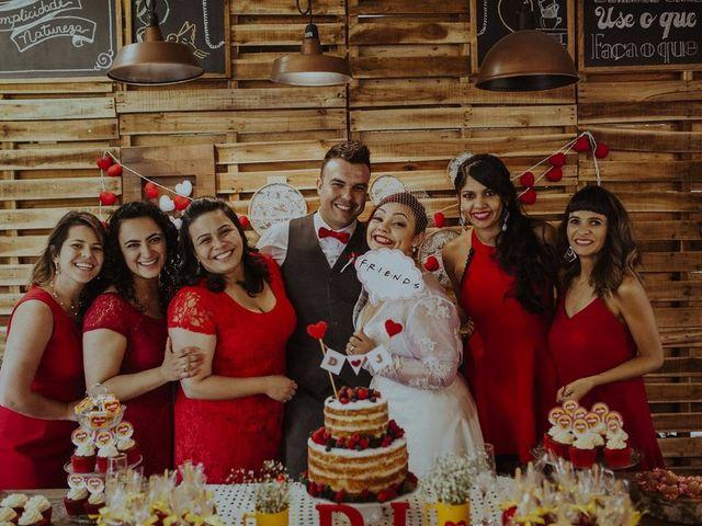 O casamento de Joel e Dalila em Curitiba, Paraná 80