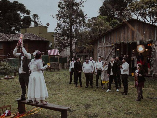 O casamento de Joel e Dalila em Curitiba, Paraná 85