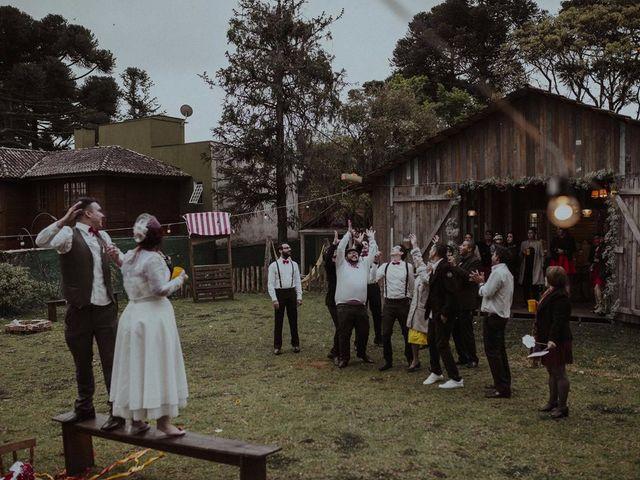 O casamento de Joel e Dalila em Curitiba, Paraná 86