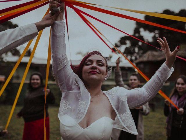 O casamento de Joel e Dalila em Curitiba, Paraná 87