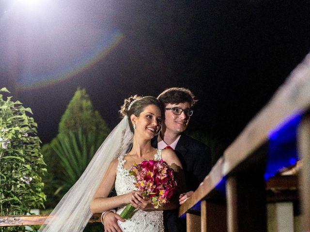 O casamento de Natália e Renan