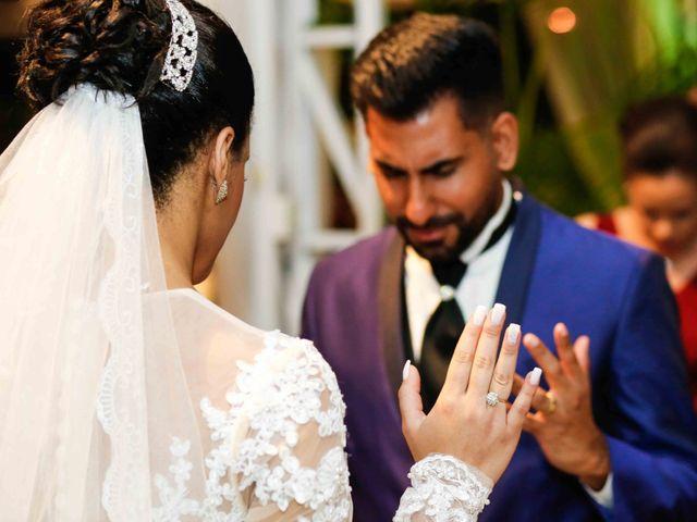 O casamento de Diego e Tayná em Barueri, São Paulo 1