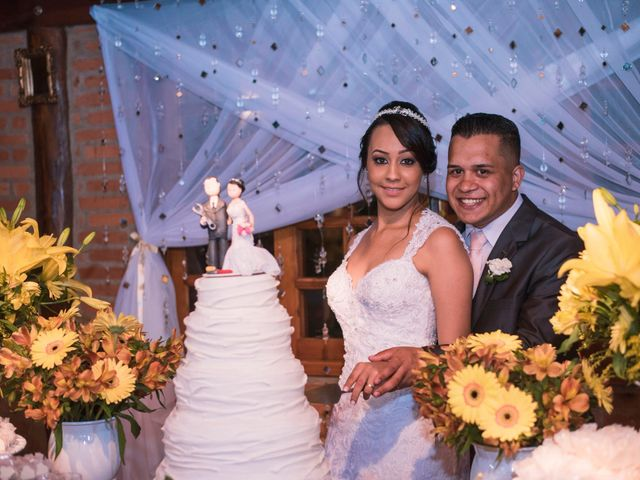 O casamento de Gaby e Matheus