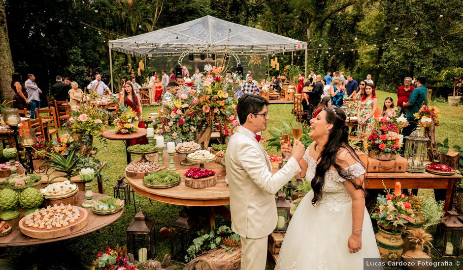 O casamento de Rafael e Etiene em Petrópolis, Rio de Janeiro