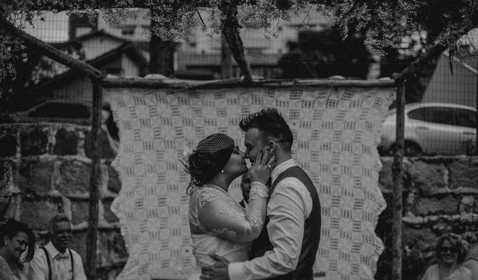 O casamento de Joel e Dalila em Curitiba, Paraná
