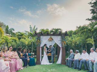 O casamento de Aline e Gabriel  2