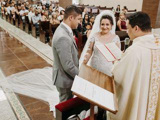 O casamento de Rita e Vinícius