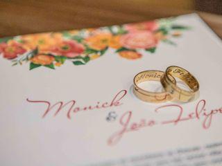 O casamento de Monick e João Felipe 1