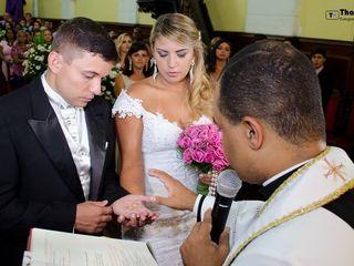 O casamento de Leonardo e Rosany
