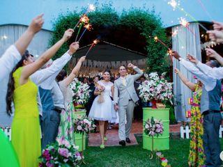 O casamento de Gabriela e Alisson