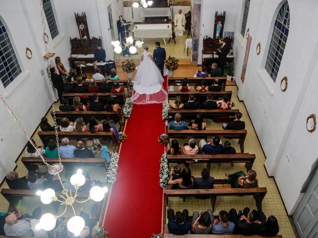O casamento de Alessandro e Jucemara em São José dos Pinhais, Paraná 16