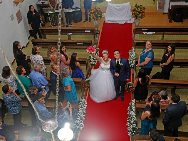 O casamento de Alessandro e Jucemara em São José dos Pinhais, Paraná 19
