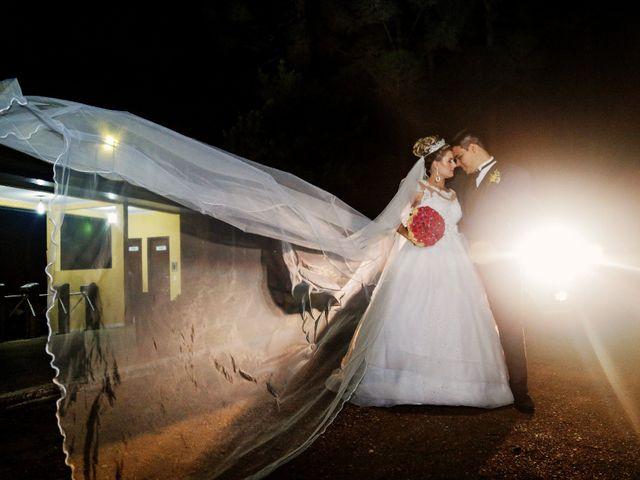 O casamento de Alessandro e Jucemara em São José dos Pinhais, Paraná 21