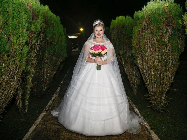 O casamento de Alessandro e Jucemara em São José dos Pinhais, Paraná 44