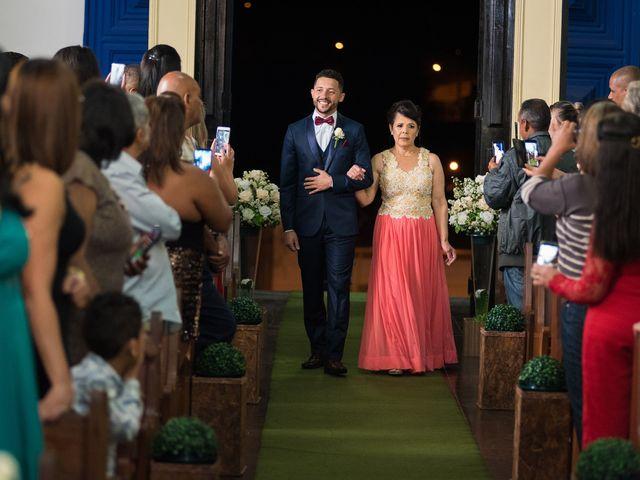 O casamento de Abel e Joyce em Raposos, Minas Gerais 9