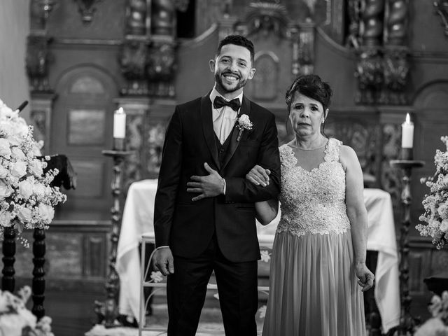 O casamento de Abel e Joyce em Raposos, Minas Gerais 11