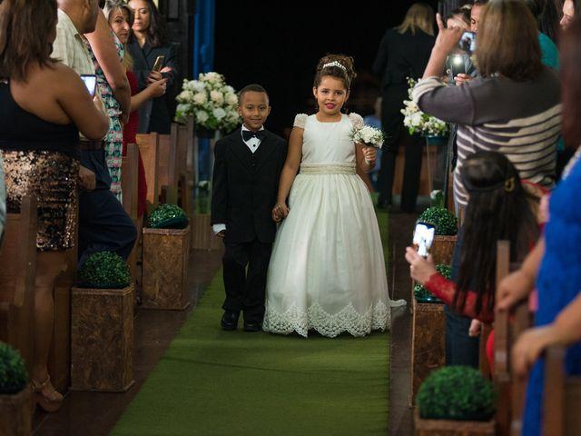 O casamento de Abel e Joyce em Raposos, Minas Gerais 14