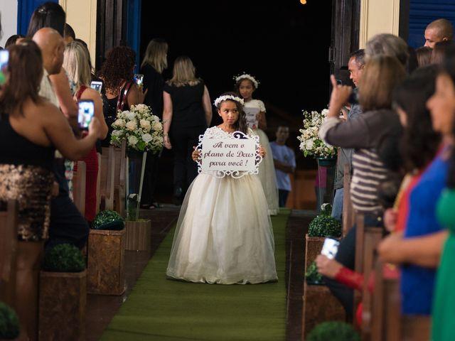 O casamento de Abel e Joyce em Raposos, Minas Gerais 15