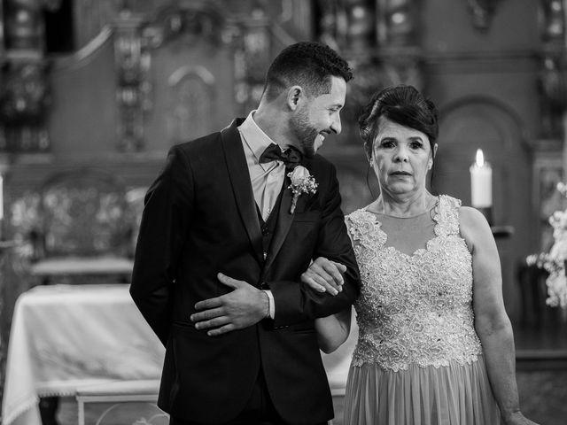 O casamento de Abel e Joyce em Raposos, Minas Gerais 16