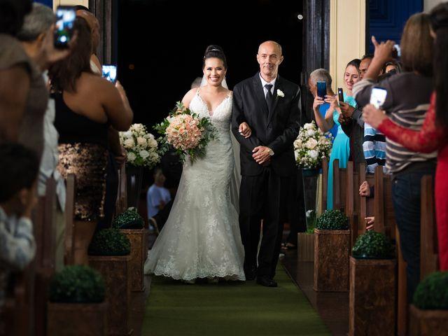 O casamento de Abel e Joyce em Raposos, Minas Gerais 18