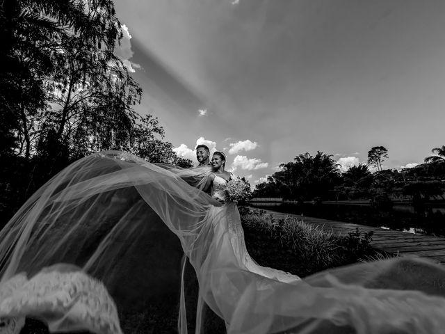 O casamento de Joyce e Abel