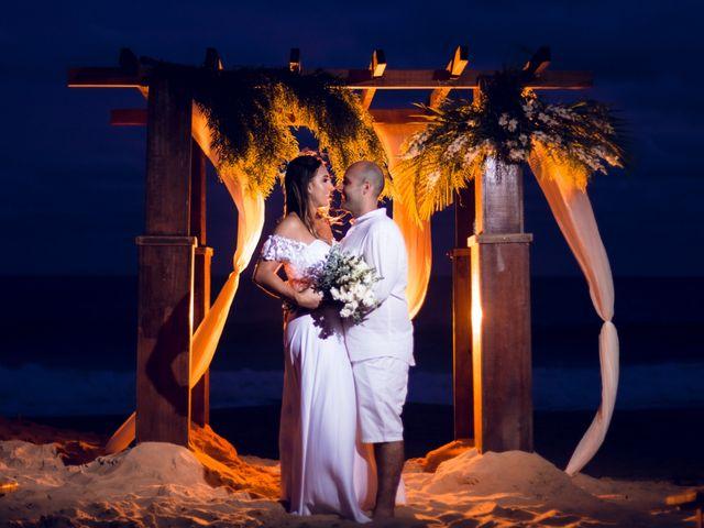 O casamento de Shayse e Jhonatan