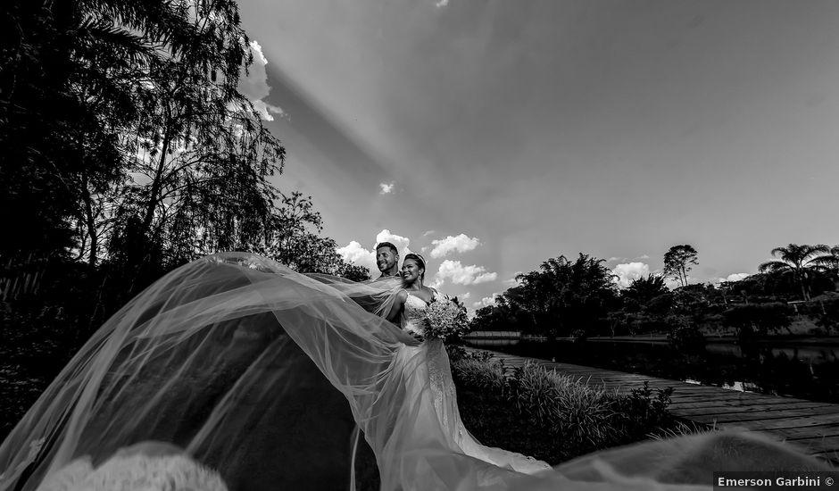 O casamento de Abel e Joyce em Raposos, Minas Gerais