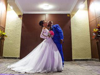 O casamento de Jaqueline e Edilson