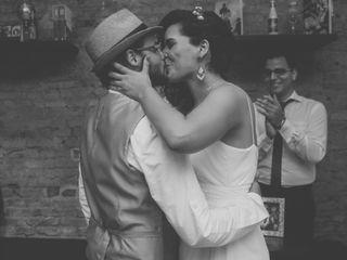 O casamento de Veronica e Douglas