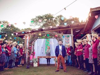 O casamento de Karina e Douglas 3